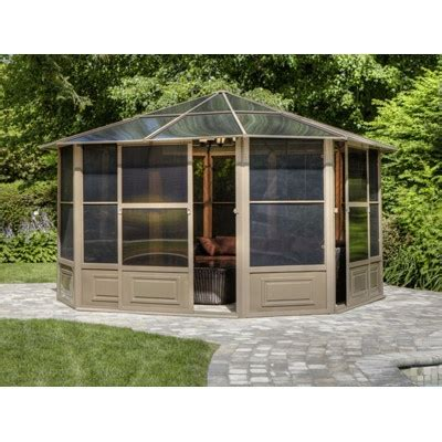 Outdoor Screen Rooms by Screen Room Landscape Outdoor Rooms Patios Etc