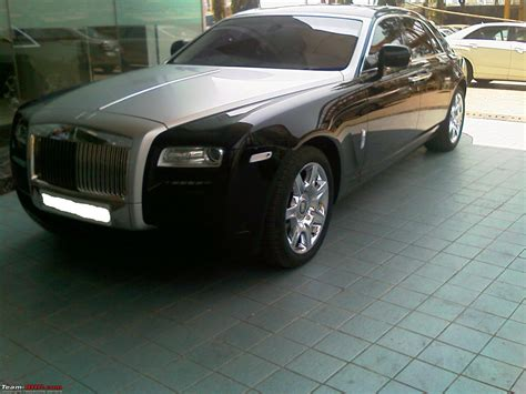 roll royce india rolls royce ghost in mumbai page 3 team bhp