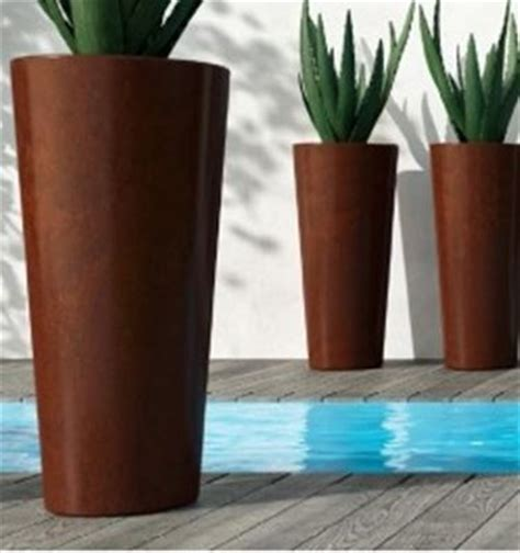 vasi esterno design vasi per esterno da design scelta dei vasi i