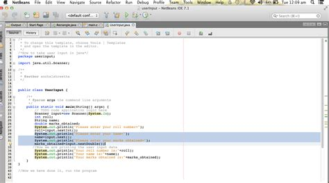 java tutorial user input java help filling an array with user input