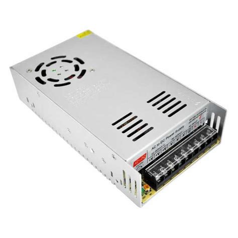 36v 10a 360w Power Supply Switching 1 110 220v para 36v dc sa 237 da 10a 360w fonte de alimenta 231 227 o prata frete gr 225 tis dealextreme