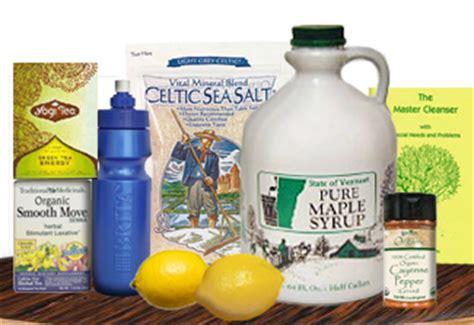 Best Detox Diet Kits by The Master Cleanse Lemonade Diet Kits