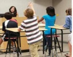 Standing Desk Lose Weight by Education World Standing Desks Help Students Concentrate