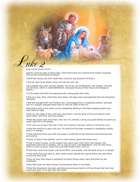 printable children s nativity story its a wonderful movie your guide to family and christmas