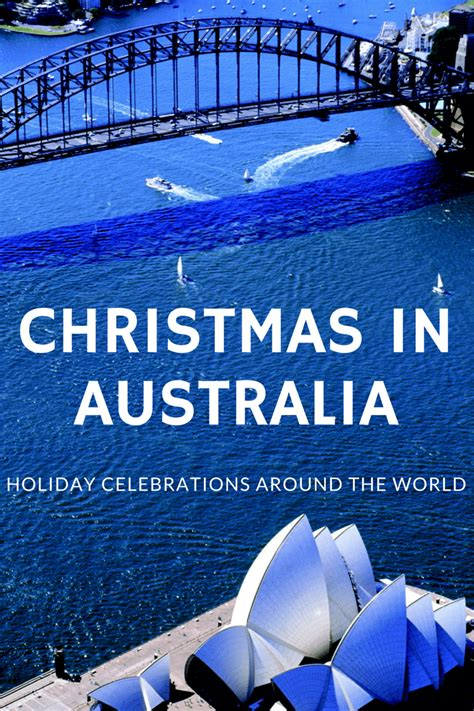 celebrating christmas in australia holidays around the