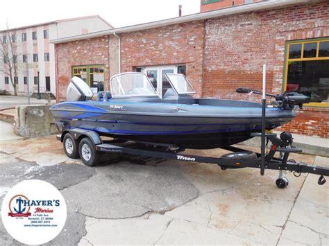triton boats sale triton boats 206 allure boats for sale