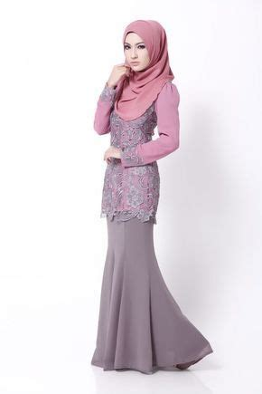 Gamis Brokat Maryam 2 best 25 baju kurung ideas on draped skirt