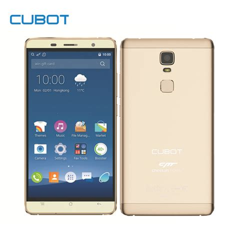 best 5 inch android phone aliexpress com buy original cubot cheetah 5 5 inch fhd