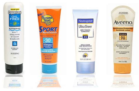 Sunscreens For Your Summer Skin Protection by Summer Sunscreen Tips