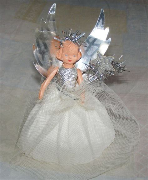 1000 images about vintage christmas tree fairy dolls on