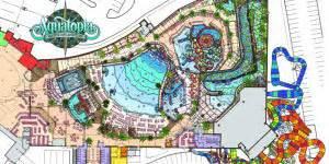 amusement park floor plan water park design indoor and outdoor waterpark planners