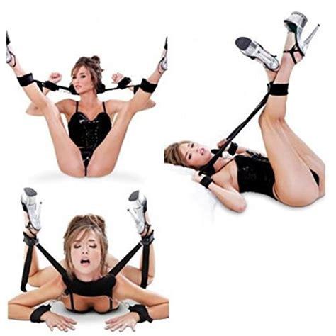 how to swing sex kingoudoor cotton pillow fetish bed bondage restraint neck