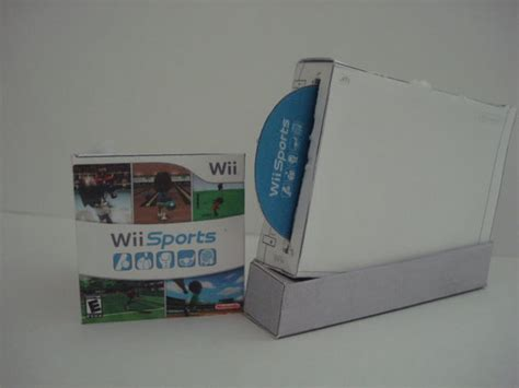 Papercraft Wii - papercraft wii by elitekiller69 on deviantart