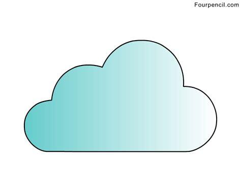 simple cloud drawing cloud drawing www imgkid the image kid has it