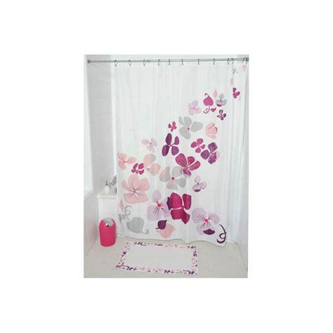 Rideaux A Fleurs by Rideau De Fleurs 180x200cm
