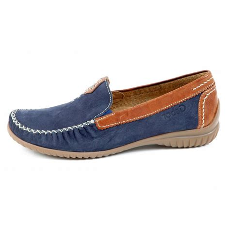 wide fit loafers womens gabor shoes california womens wide fitting loafer in