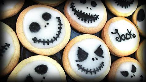 imagenes galletas halloween galletas de mantequilla de pesadilla antes de navidad