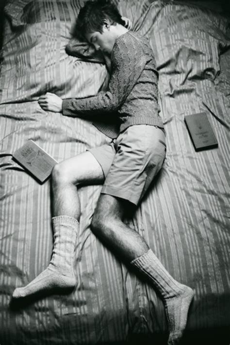men in bed tumblr bed black and white books boy cute image 266080 on