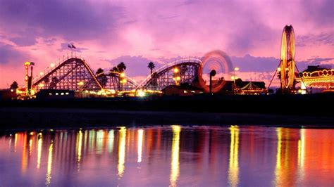 theme park hd aesthetic wallpapers wallpaper cave