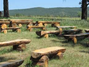 how to make log benches log benches happy thoughts