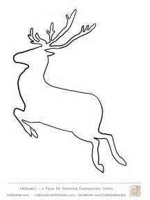 Reindeer Template Printable by Reindeer Template Printable Memes