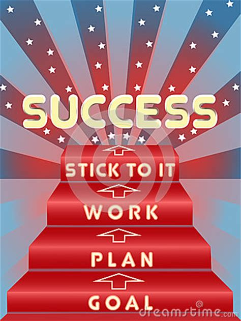 steps  success image royalty  stock images image