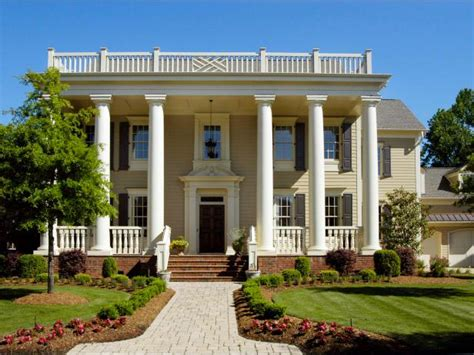 greek revival style greek revival architecture hgtv