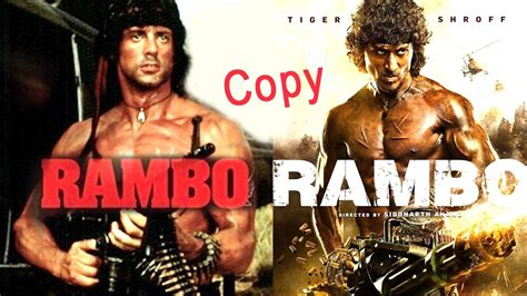 rambo 1 film completo in italiano gratis youtube wroc tiger shroff s rambo movie is shocking copy of sylvester