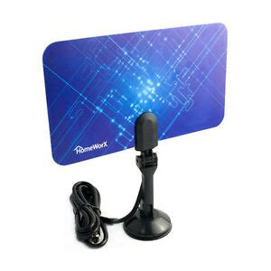 homeworx hd hdtv the air digital signal tv set top antenna antena new
