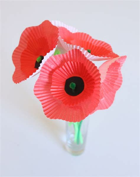 poppy crafts for 17 best images about anzac day on crafts