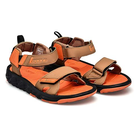 Outdoor Magma Sandal Orange Gunung jual sandal gunung league original cokelat
