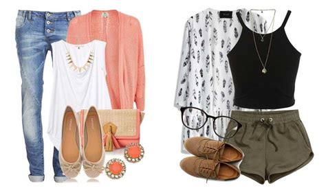 picture outfit ideas 13 cute casual outfit ideas for everyday looks her style