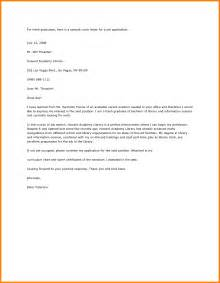 graduate cover letter how to write application letter for fresh graduate