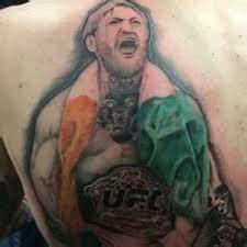 mcgregor tattoo name favorite fighter tattoo fan gallery conor mcgregor