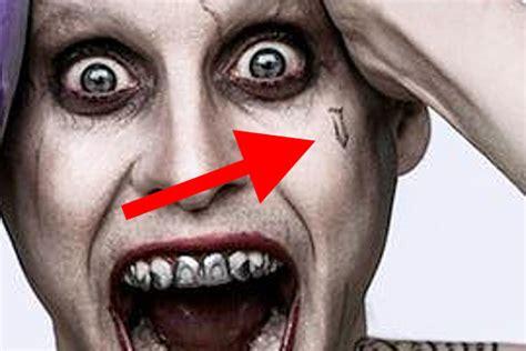 imagenes de jason vs joker el significado oscuro de los 16 tatuajes del joker que
