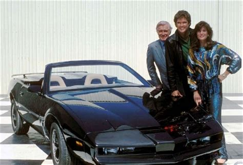 Hasselhoff Admits Rider Car Was 2 by It S Rider Baby K I T T Is Back