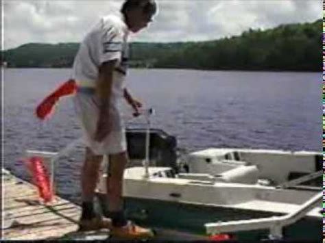 wake watchers boat mooring system temporary personal mooring setting the boat retrieval