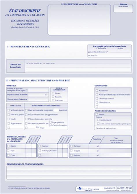 modele etat des lieux pour local commercial document
