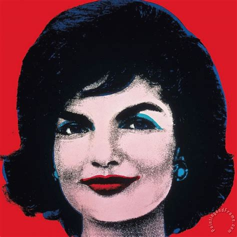where is andy warhol from andy warhol jackie 1964 painting jackie 1964 print for sale