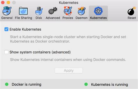 tutorial docker mac tutorial getting started with kubernetes with docker on mac