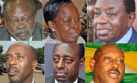 New Tanzanian Cabinet Ministers by Uganda President Drops 35 Ministers In New Cabinet