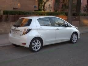 toyota yaris al volante el toyota yaris hybrid a prueba ii interior y