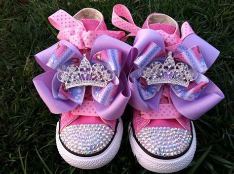 Sofia Shoes Fuchia Kulit princess sofia shoes sofia the sofia costume swarovski crystals pink