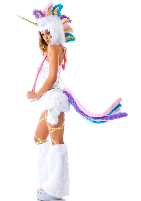 j unicorn costume j my unicorn skirt set dolls kill