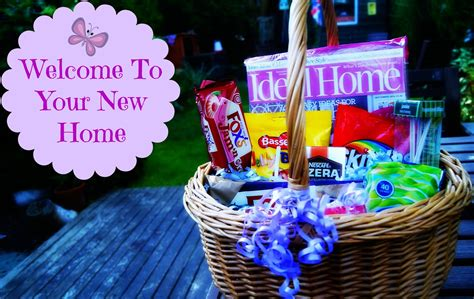 welcome to your new home gift ideas the syders thrifty gift basket idea welcome to your new