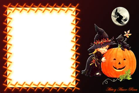 imagenes png hallowen arte y amor otros marcos para halloween