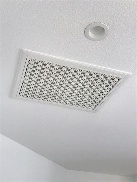 decorative ceiling vent covers home ideas