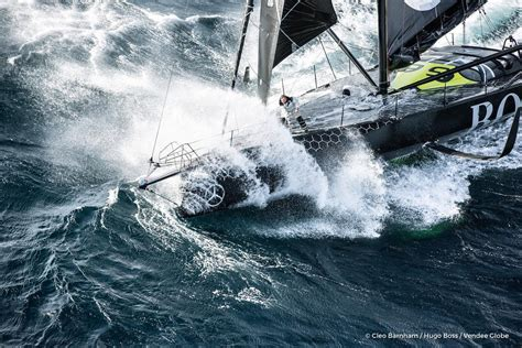 how big of a boat to sail around the world sailing solo around the world vendee globe race