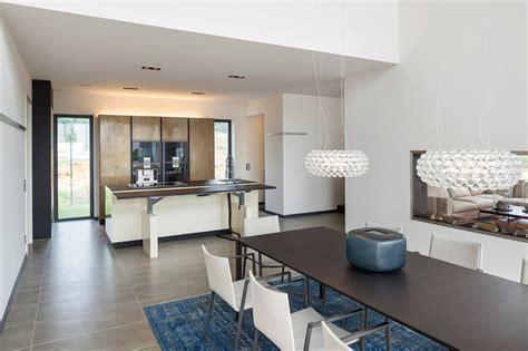 houzz esszimmer beleuchtung luxhaus musterhaus frechen k 246 ln modern esszimmer