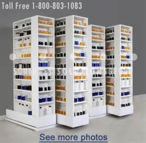 cabinet shelving systems pharmacy storage sliders rx sliding track shelving